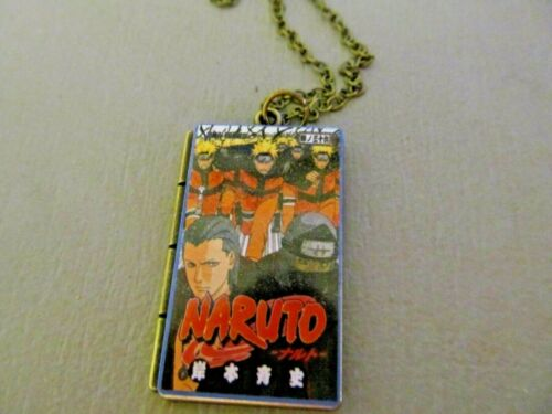 Naruto Necklace  #NA5 (New)