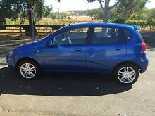 2008 Holden TK Barina Hatchback Automatic transmission 5 door Tamworth Tamworth City Preview