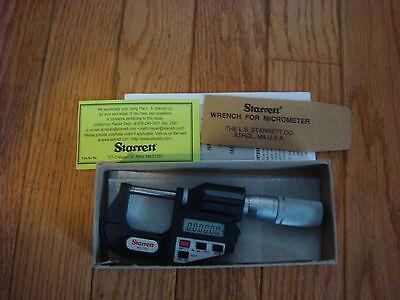 Starrett 733 Xfl And Dfl Series