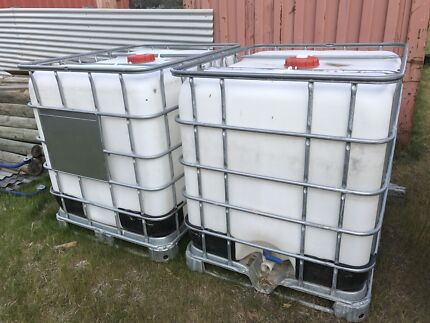 Water tank 1000l