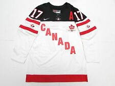 CONNOR McDAVID IIHF TEAM CANADA 100th ANNIVERSARY NIKE HOCKEY JERSEY SIZE MEDIUM