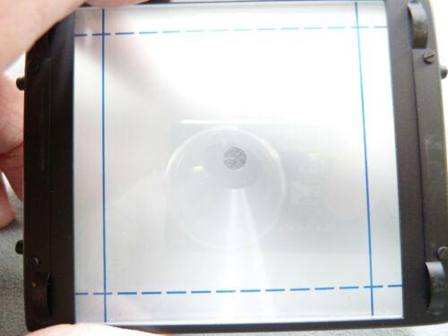 Mamiya RB67 Horizontal Split Image Focusing Screen for all Mamiya RB Cameras, EC