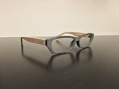 INDIE NATION JULES T BEECH WOOD EYEWEAR RARE NEW