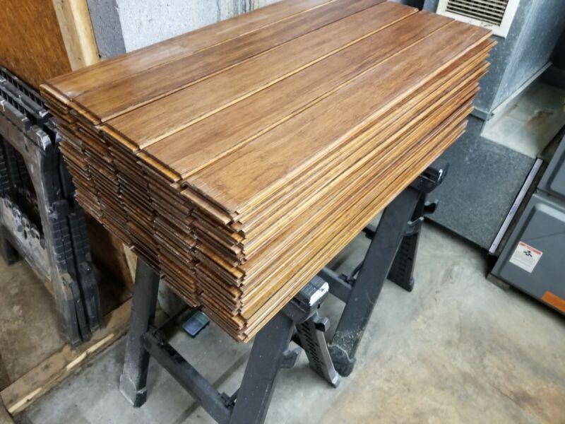 "Cali Bamboo Fossilized 3.75"" Antique Java Bamboo Solid Hardwood Flooring 126sqft"
