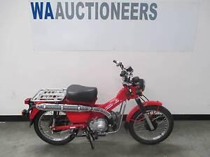 "2011 Honda CT110P ""Postie Motorbike"" Wangara Wanneroo Area Preview"