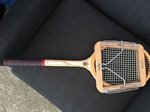 Vintage Tennis Racket - Strongbow