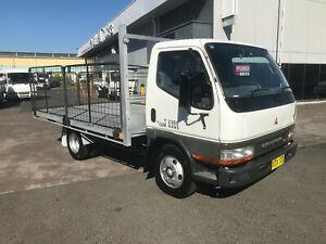 Mitsubishi Canter MITSUBISHI CANTER Tray Milperra Bankstown Area Preview