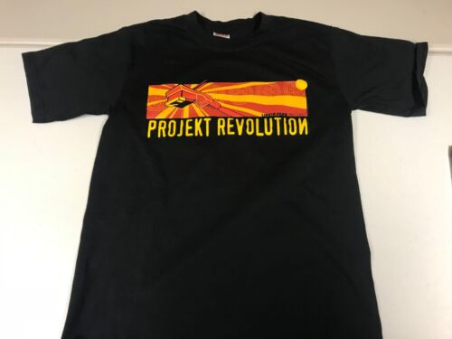 Linkin Park New Small Projekt Revolution Official Shirt