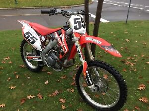 Wow Crf 450 2009 injection