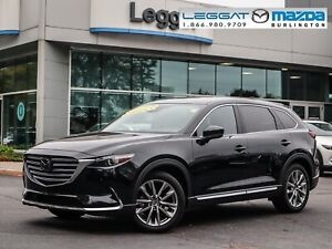 2018 Mazda CX-9 GT GT- LEATHER, MOONROOF, BOSE, BLUETOOTH, RE...