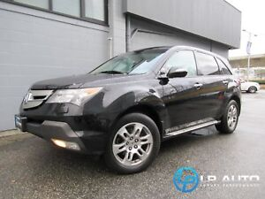 2009 Acura MDX Technology Package! MINT!