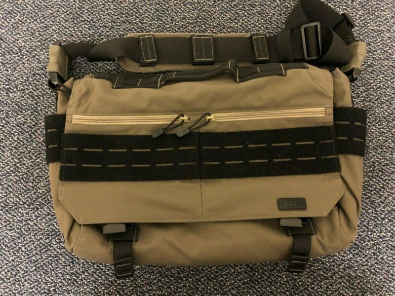5.11 Tactical Mike Class Rush Delivery Bag Coyote
