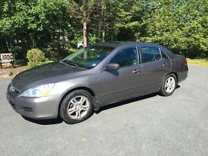 2007 Honda Accord Sedan 4dr I4 Auto EX-L w/Navi and Leather
