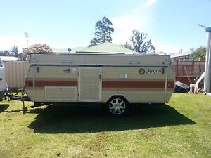 1985 Jayco Warwick Southern Downs Preview