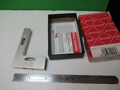 Starrett Level 134 Nice Metrology Tool Bubble Level As Pictured 18-a-26