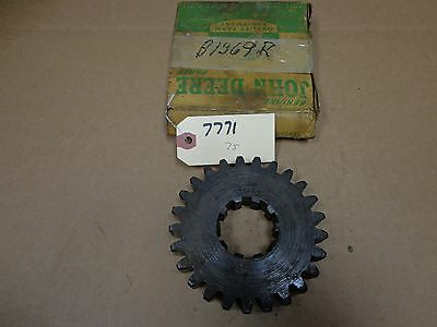 John Deere B Nos Second Speed Countershaft Gear 1