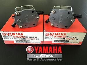 Yamaha 115 outboard ebay yamaha oem outboard fuel pump assy 2pack 115 150 175 200 225 250 300 publicscrutiny Image collections