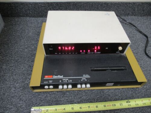 GENRAD GENERAL RADIO 1657 RLC DIGIBRIDGE ELECTRONIC METER AS PICTURED &TC-4
