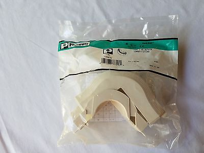 T45OCIW PANDUIT T-45 Outside Corner Fitting - Off White