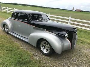 1939 LaSalle 2 door Coupe