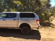 Ford Ranger Canopy and Tub Maryborough Central Goldfields Preview