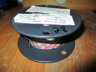 28 Awg. Stranded Spc Wire Whiteredgreen Color 210ft.