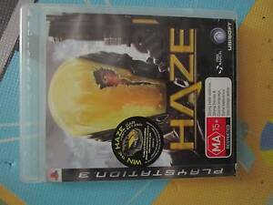 Haze For PS3 ***BRAND NEW*** Campbell North Canberra Preview