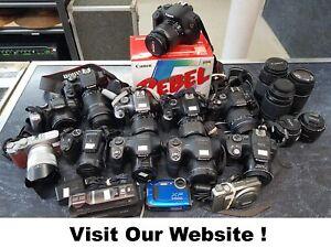 [Pawn Shop] - DSLRs/Cameras/Lenses - [BUY/SELL/TRADE/LOAN]