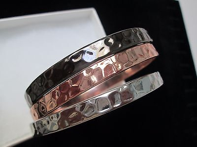 New Park Lane 3 Bangle Bracelet Set  (3 Bangle Bracelet Set)