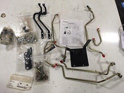 Kubota Bx7326 Dual Rear Aux. Scv Outlet Kit Bx1850 Bx2350 Bx2660 Bx2360 Bx1860
