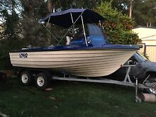 20ft, 200hp merc, rego, great toy Browns Plains Logan Area Preview