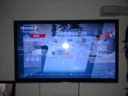 42inch Panasonic viera led smart tv