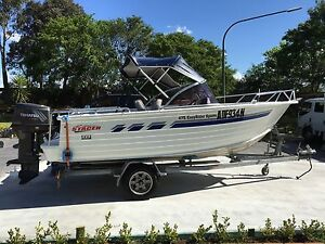 IMMACULATE STACER 475 EASYRIDER SPORTS Narellan Camden Area Preview