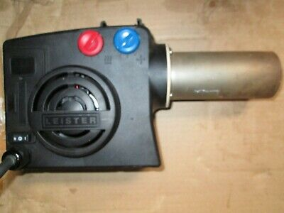 Leister 140.095 Hot Air Blower Tested 120v 2.3kw