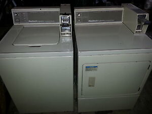 Coin operated washer/dryer