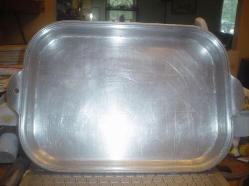 "/-Vintage Wear Ever 918 Heavy Duty Aluminum Roasting Baking Pan - 16"" x 11"" x 2"""