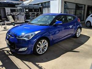 Hyundai Veloster 2012 LOW KM PERFORMANCE VEHICLE Armidale Armidale City Preview
