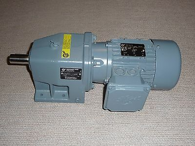 Nord Ac Motor Gearbox Sk71l4tw 254440v .37 Kw 28 Rpm Out