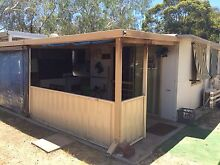 On site caravan. With full ensuite $ 8000 ONO South Yunderup Mandurah Area Preview