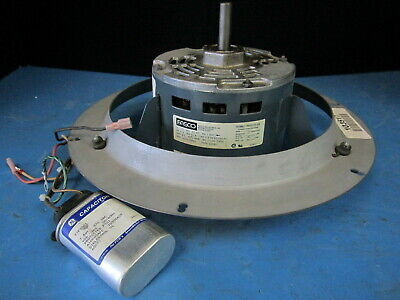 Fasco 13 Hp 4.5 Amp 1 Phase Motor Model 7126-3456 Type U26b1 With Capacitior