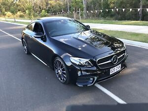 2018 Mercedes-Benz E400 Coupe 3Lt V6 9 Speed Automatic Travelled 16Kms Aspley Brisbane North East Preview