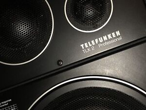Telefunken TLX 2 Professional Speakers (pair)