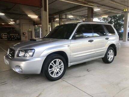 Subaru Forester XT  Luxury 2004 Automatic Baulkham Hills The Hills District Preview