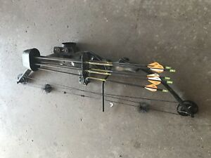 Point Blank Compound Bow