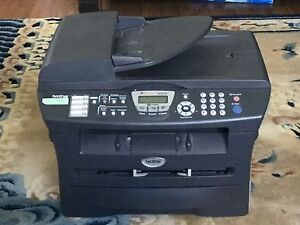 Laser Printer and Scanner