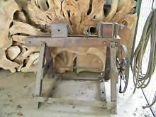 Vintage treadle lathe. Cairns Region Preview