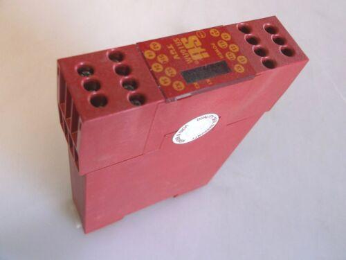 STI SR16AM DIN Rail Mount Safety Relay Module Contactor 44510-0740