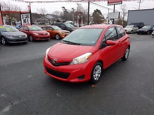 2014 Toyota Yaris CE Auto w/ New Winter Tires Bluetooth ($37...