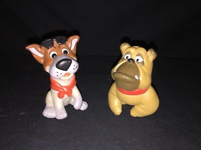 McDonalds Happy Meal Disney's Oliver and Company  #2 FRANCIS & DODGER #4 1988