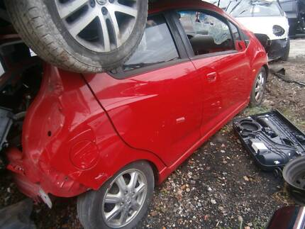 Holden Barina spark 2010 to 2015 wrecking all parts available